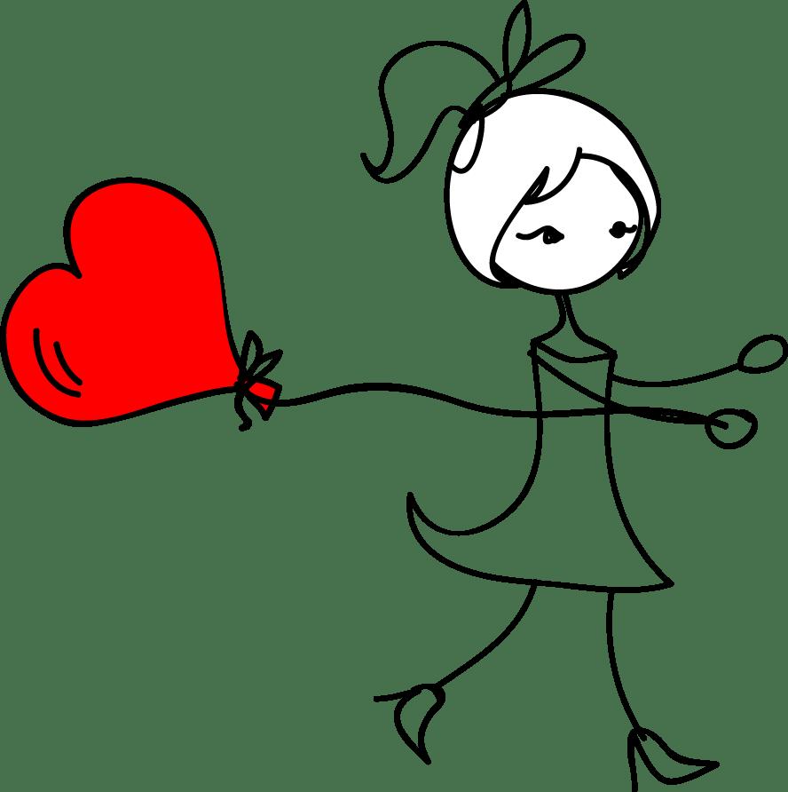 Love Illustration png image
