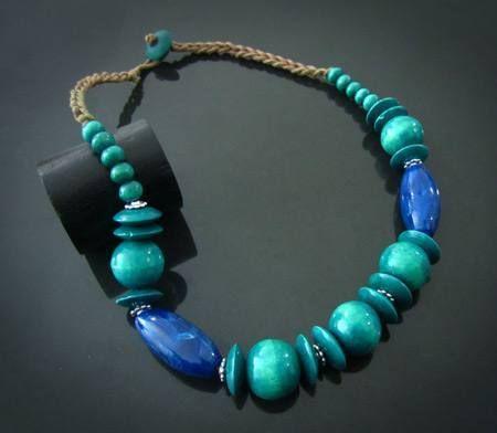 Korale Etniczne Morska Bryza 4439049801 Oficjalne Archiwum Allegro Turquoise Bracelet Jewelry Turquoise