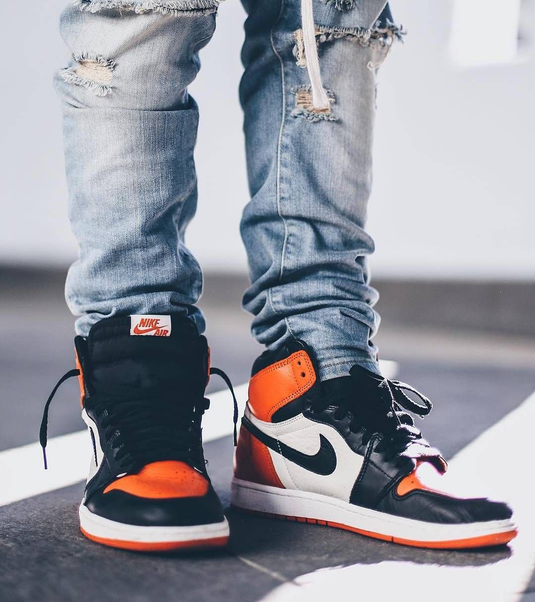 Shattered Backboard 1's | Sneakers in 2019 | Sneakers