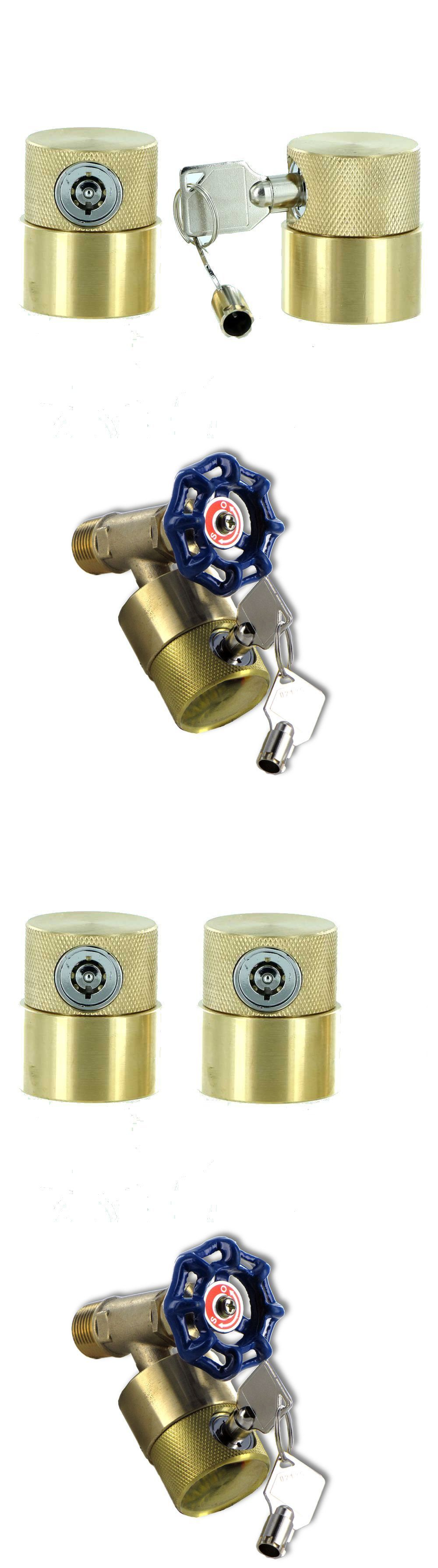 Spigots 181012: Pack Of 2 - Water Faucet Lock Fss 50 - Theft ...