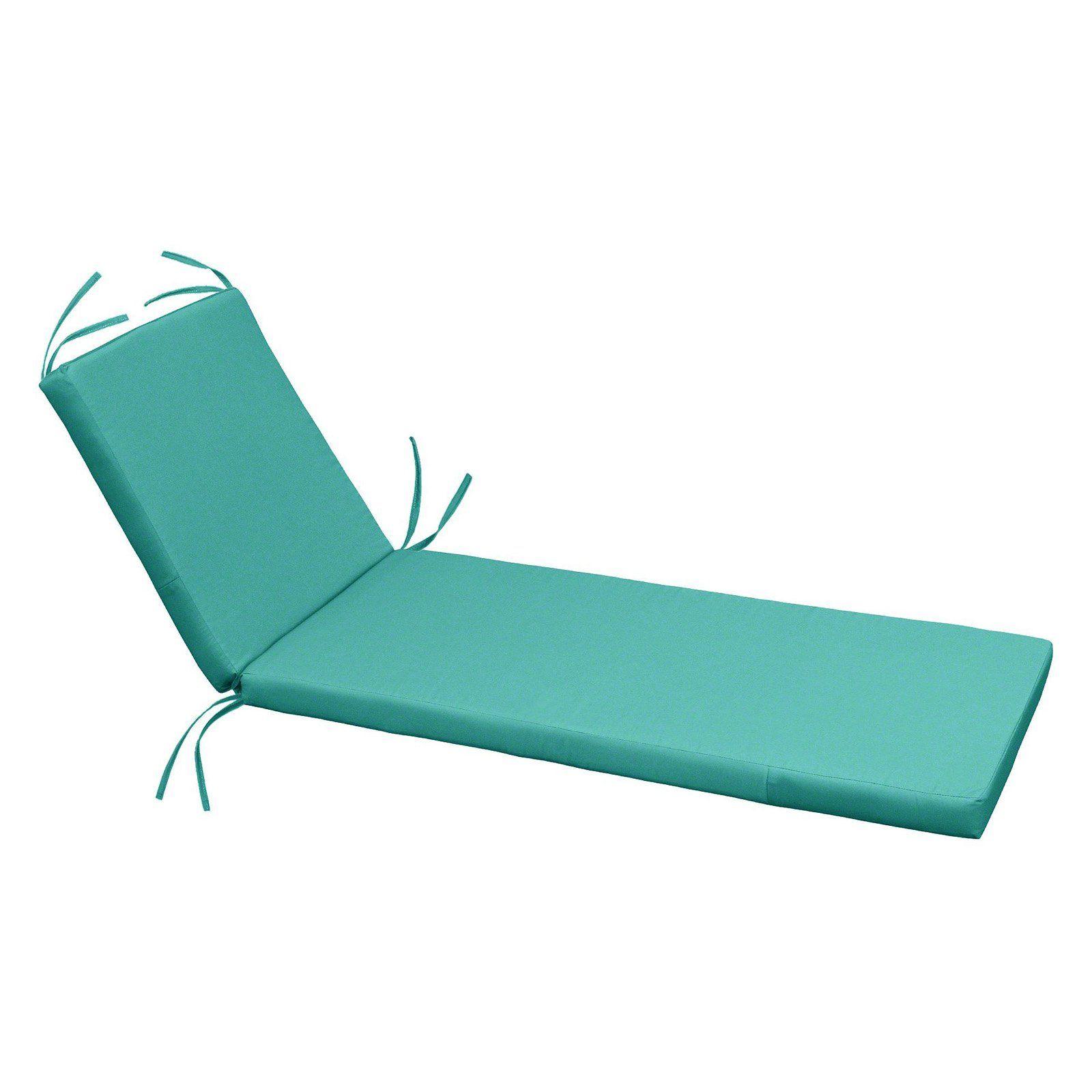 - Cushion Source 80 X 25.5 In. Solid Sunbrella Chaise Lounge Cushion