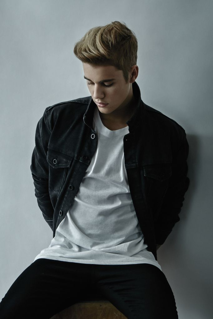 Justin Bieber Talks Calvin Klein Fashion With Wwd Justin Bieber Celebrity And Bae
