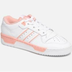 adidas originals Damen Rivalry Low W Sneaker weiß