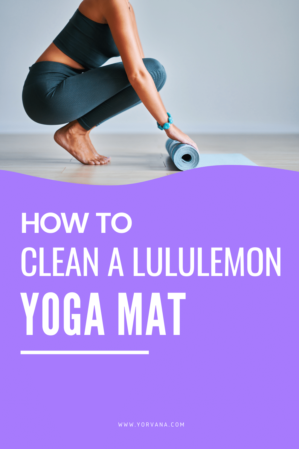 How To Clean A Yoga Mat Lululemon