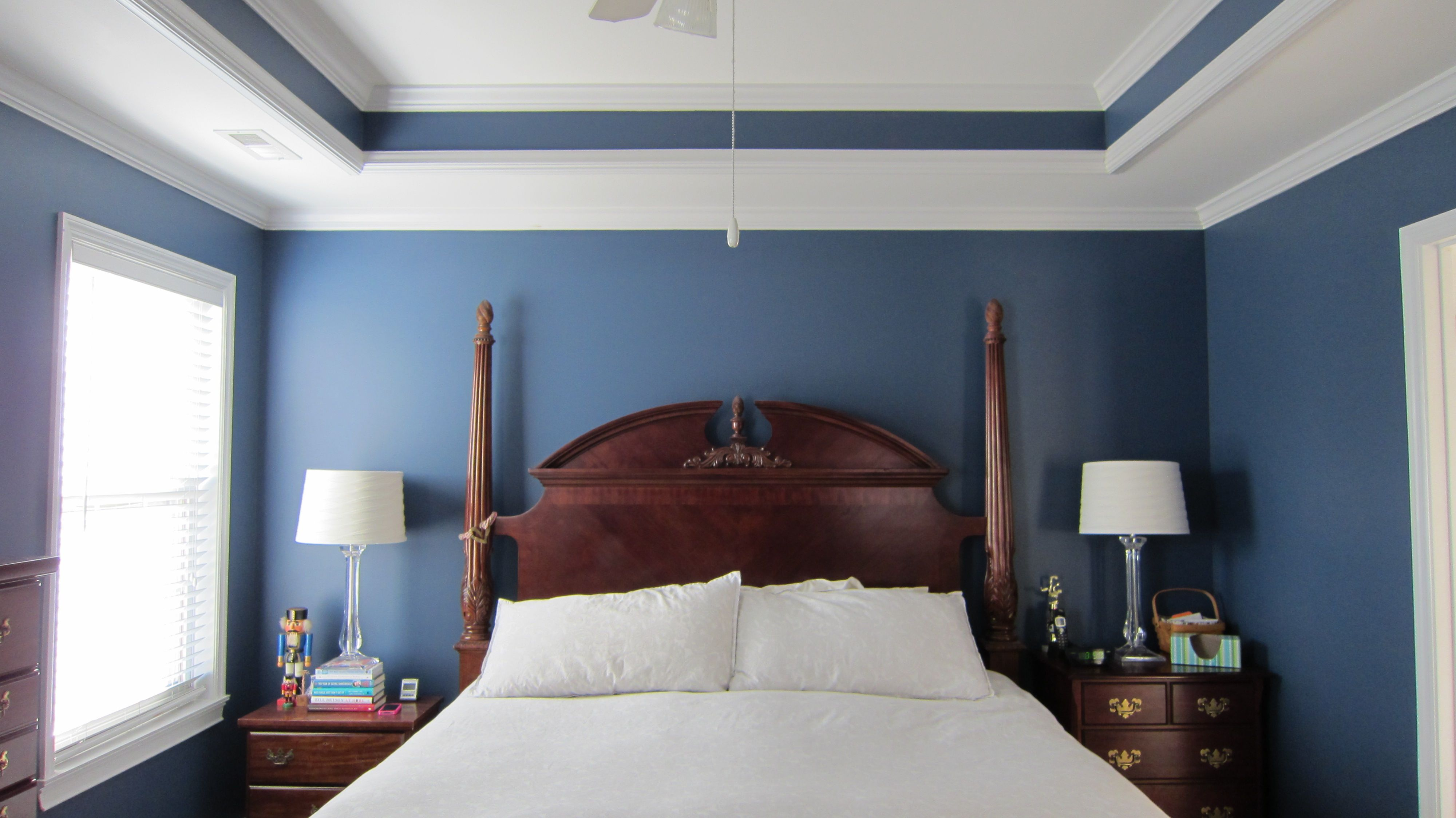 Pittsburgh Paints Blue Fjord PPG1163-6 | greyed blue (1B ...
