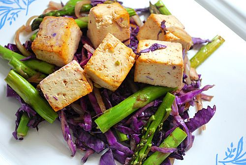 Yay Tofu!