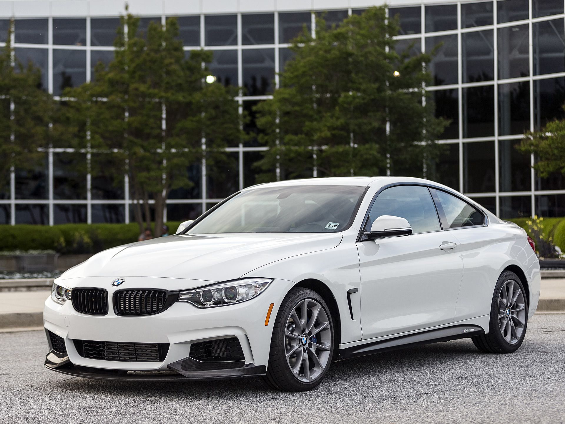 2016 BMW 435i ZHP Coupe -3.0L Inline 312 kW (335 hp)-Torque:.450 Nm (332 lb-ft)