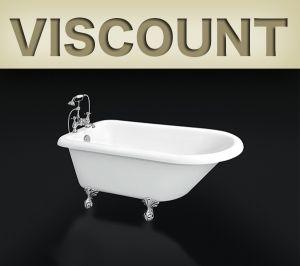 Cast iron Clawfoot Tub \