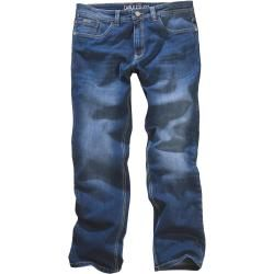 Photo of 5-Pocket Jeans Enrico in Bluestone mit Stretch Carlo Colucci