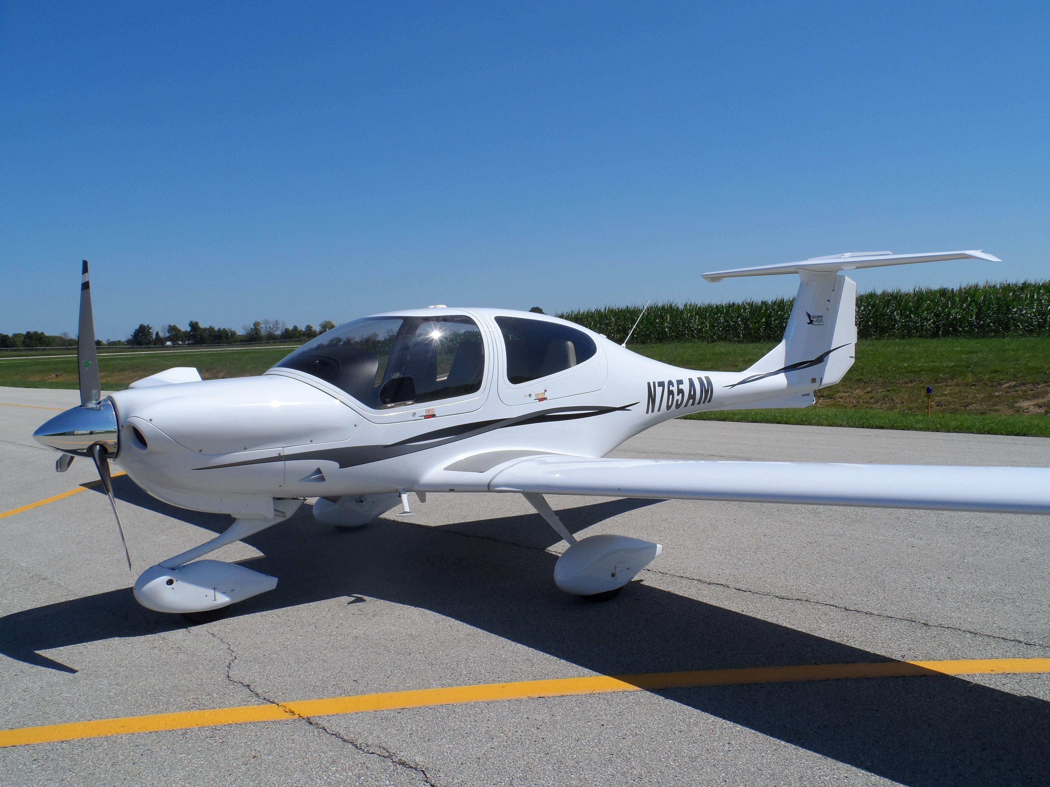 Diamond Da40 Piper Aircraft Aircraft Aviation