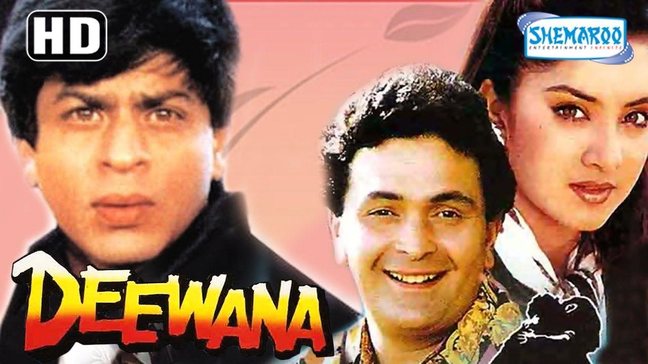 Deewana Hd Shahrukh Khan Rishi Kapoor Divya Bharti Amrish