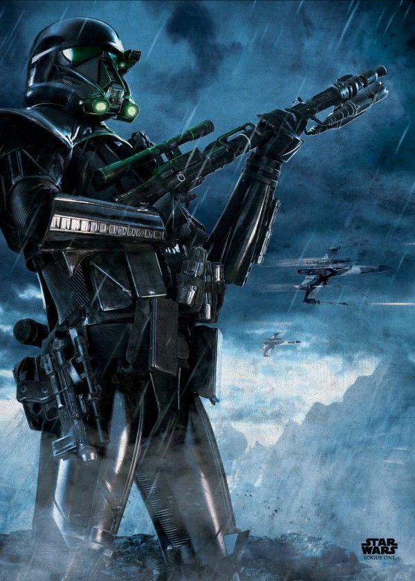 Star Wars Battle Of Scarif Displate Posters