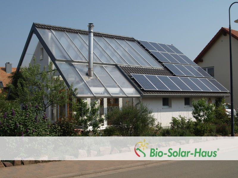 bio solar haus an der weinstra e stahlbogenh user pinterest haus. Black Bedroom Furniture Sets. Home Design Ideas