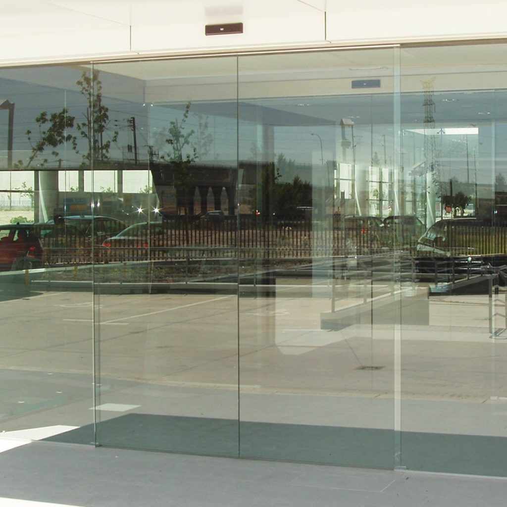 Dorma Frameless Sliding Gl Doors