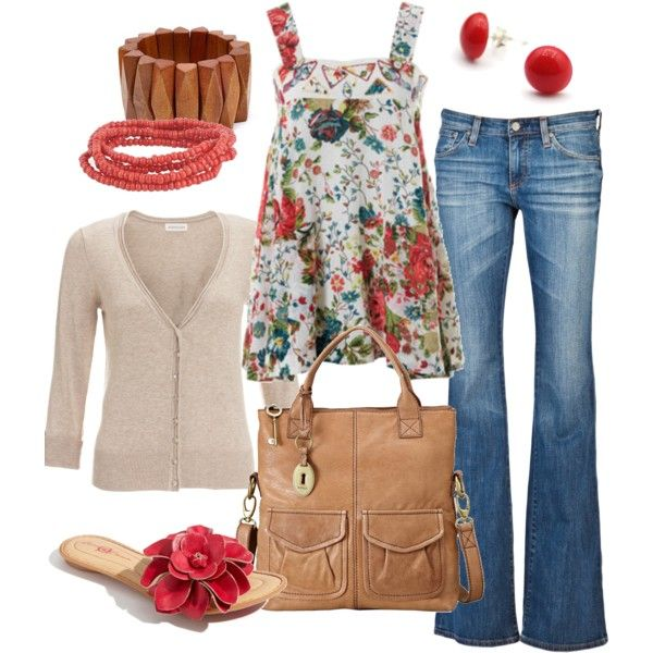 """may flowers"" by htotheb on Polyvore"
