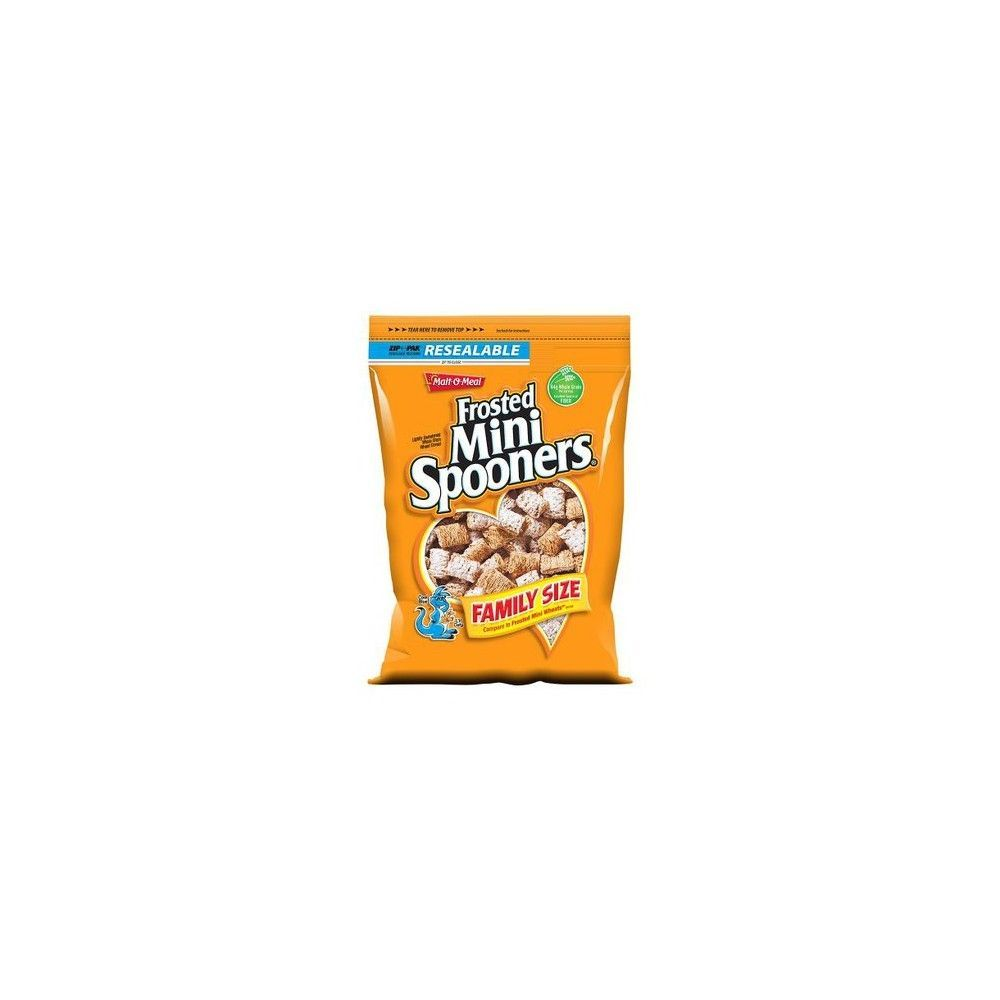 Frosted Mini Spooners Cereal - 36 oz - Malt O Meal