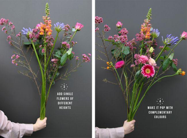 Resultado de imagem para wild flower arrangements