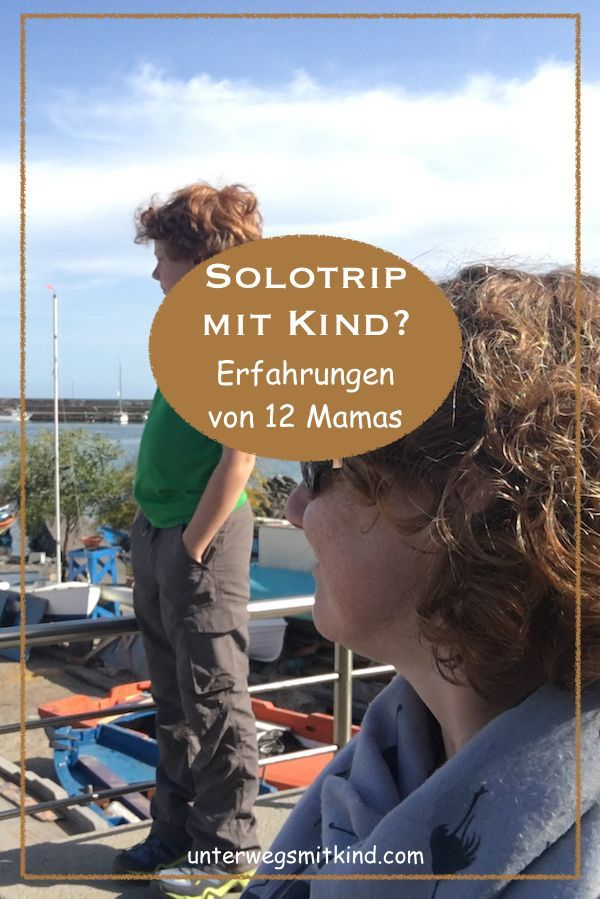 Urlaub single mit kind gunstig deutschland