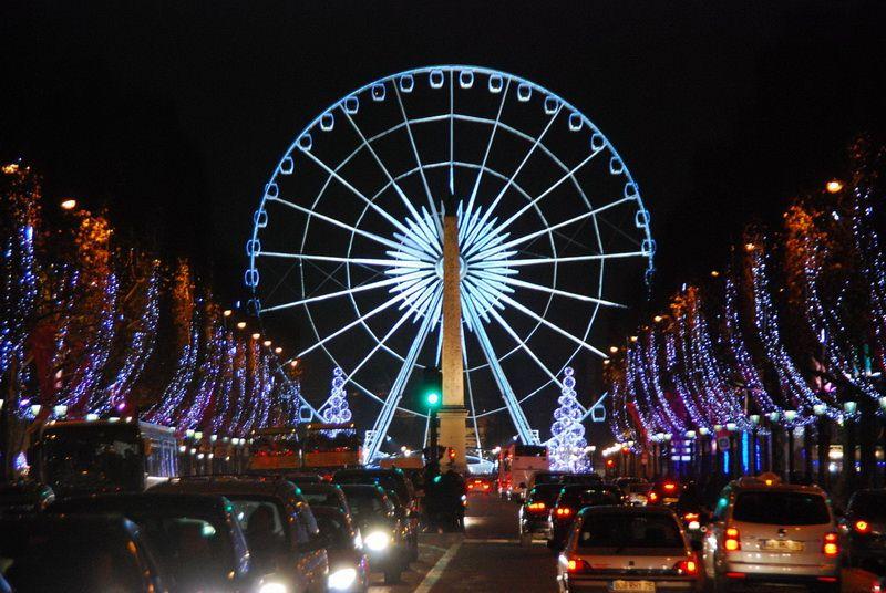 Noël à Paris !