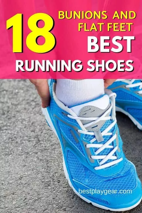 running with bunions and flat feet