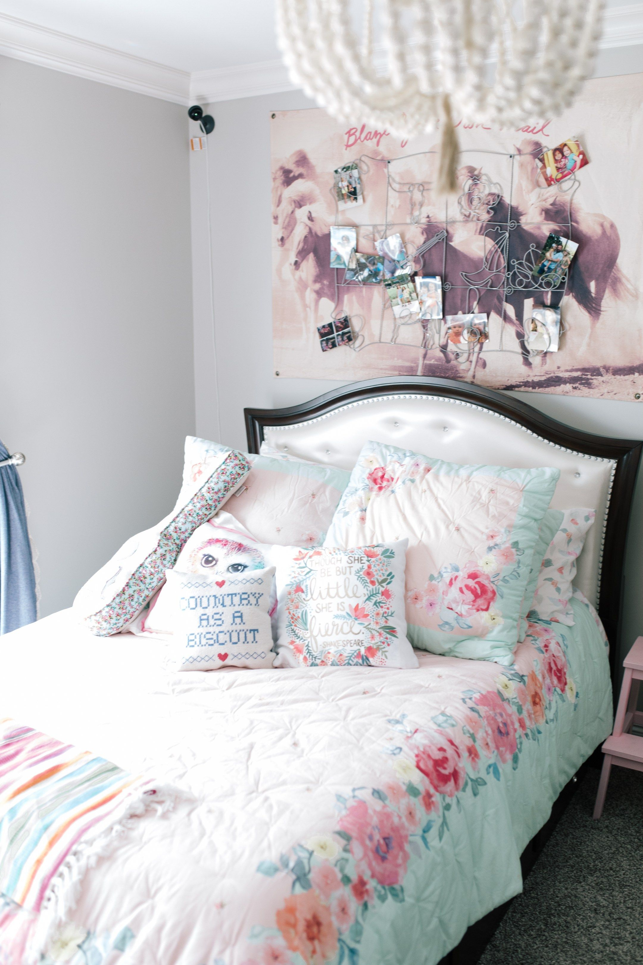 BIG GIRL ROOM MAKEOVER POTTERY BARN KIDS Nashville Wifestyles