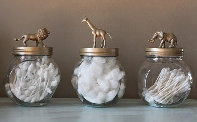 Easy, affordable and fun DIY toy animal jar tutorial!