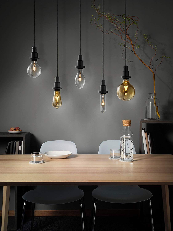 amazon led lampen für esstisch