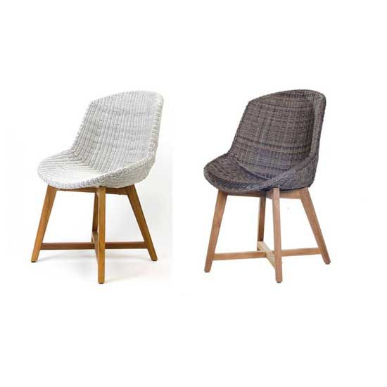 Skal dining chair indoor outdoor Satara Australia Outdoor Chairs