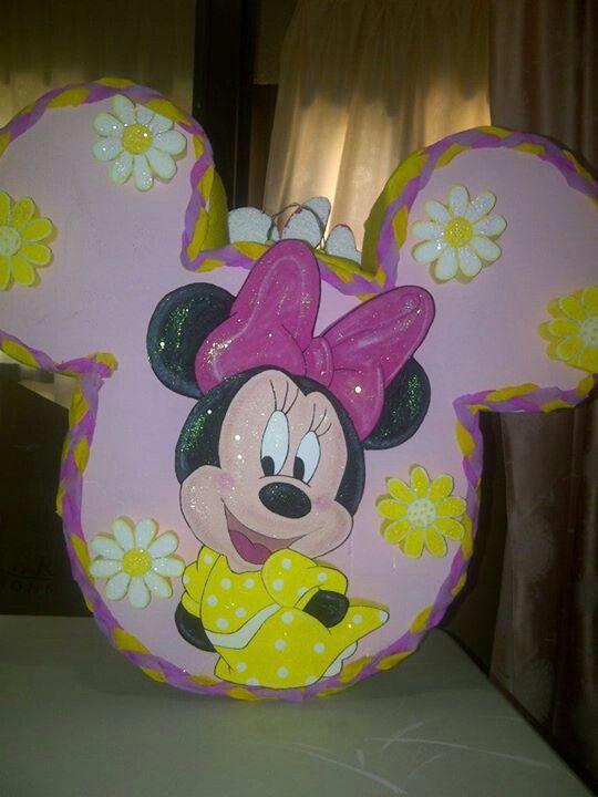 Piñata para la pequeña Natalia