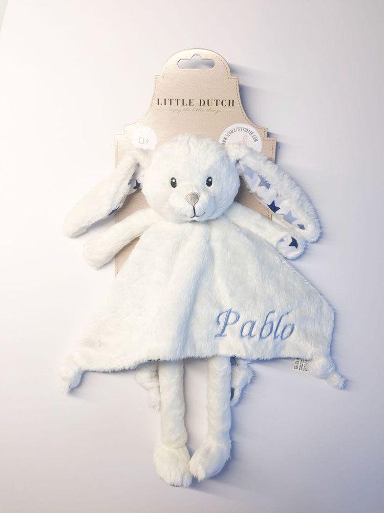 jede Formulierung Babyparty personalisiert Baby Kleinkind Lätzchen Bunny