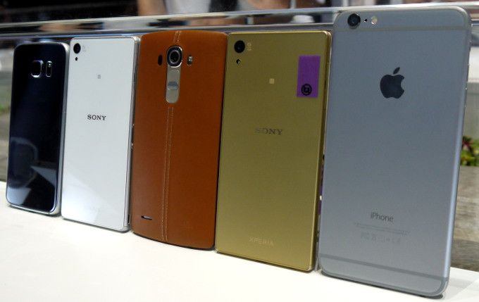 Iphone 6s vs Samsung Galaxy 6 vs Lg G4 vs Sony Xperia Z5 premium:which one is better to buy. | ashsmart123's Blog