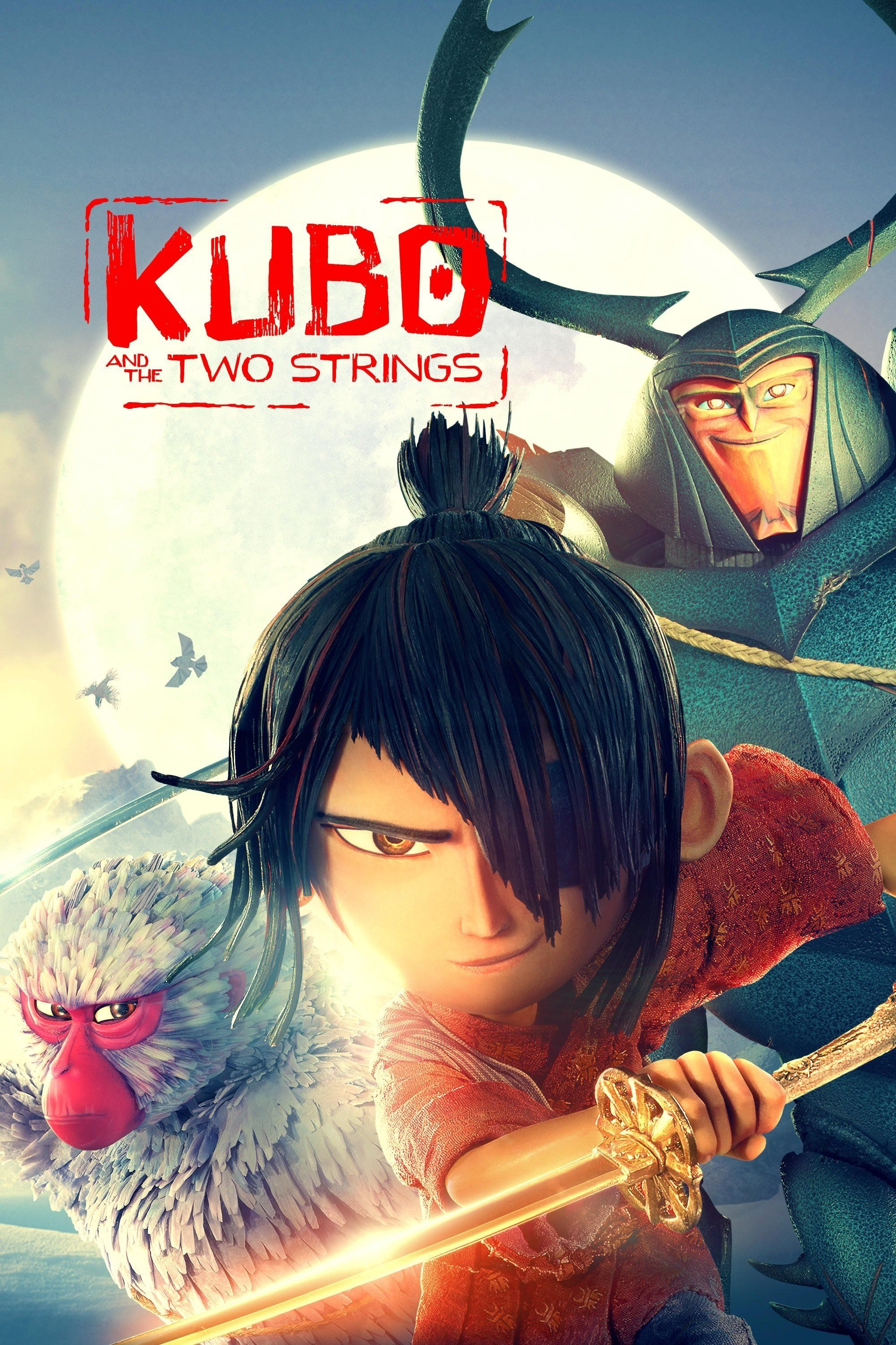 Kubo And The Two Strings Watch Movies Online Free Without