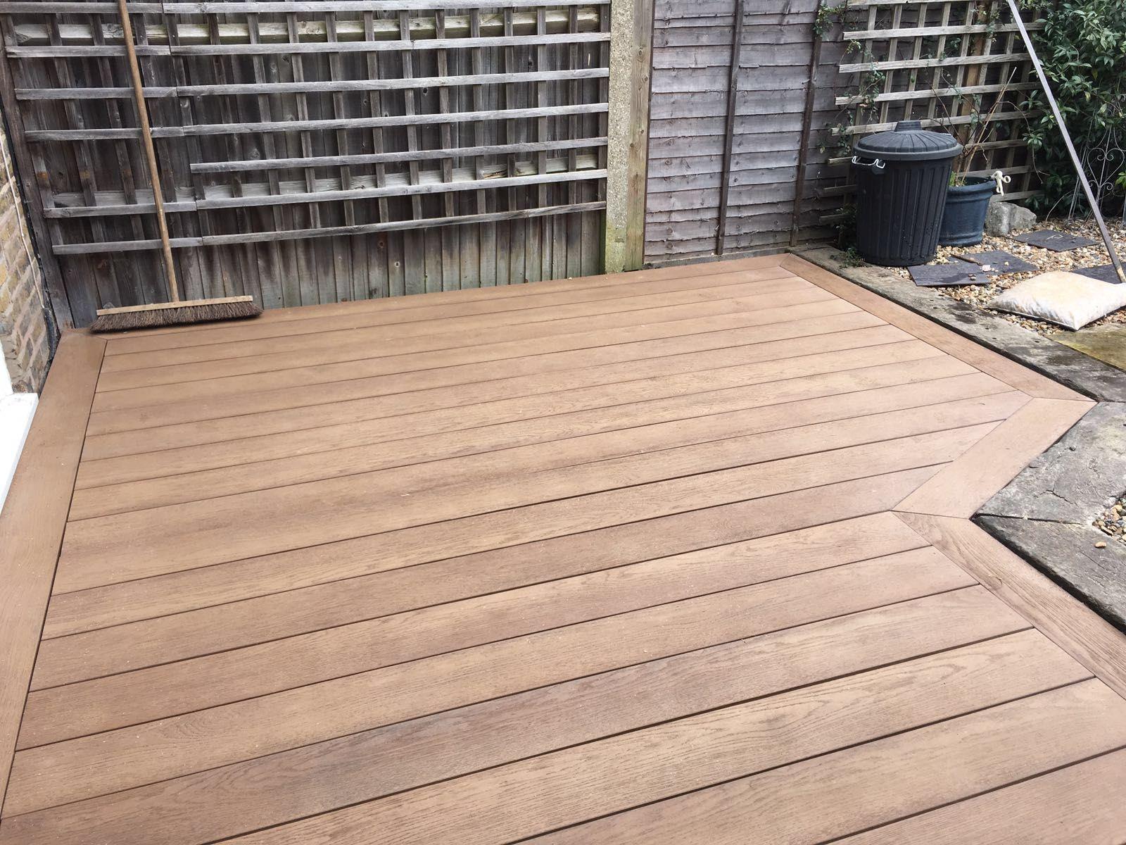 Millboard composite decking garden ideas pinterest composite