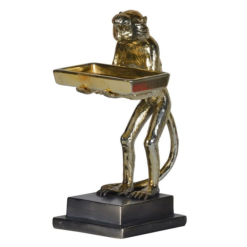 Allow the cheeky golden monkey to take care of all your business ...