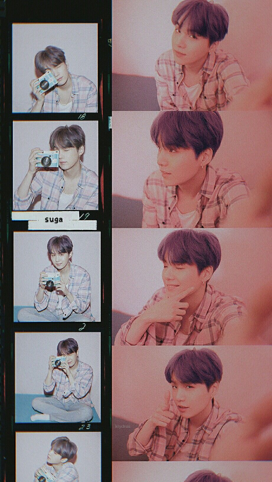 Bts Edits Bts Wallpapers Bts Map Of The Soul Persona Pls Make Sure To Follow Me Before U Save It Find More On My Ac Kertas Dinding Kolase Kolase Foto