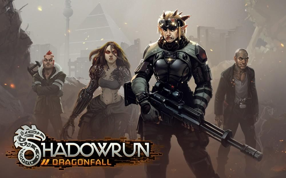 Shadowrun Returns Expands With New Dragonfall Campaign in January