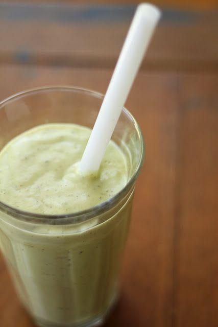 Avocado smoothies. making this!