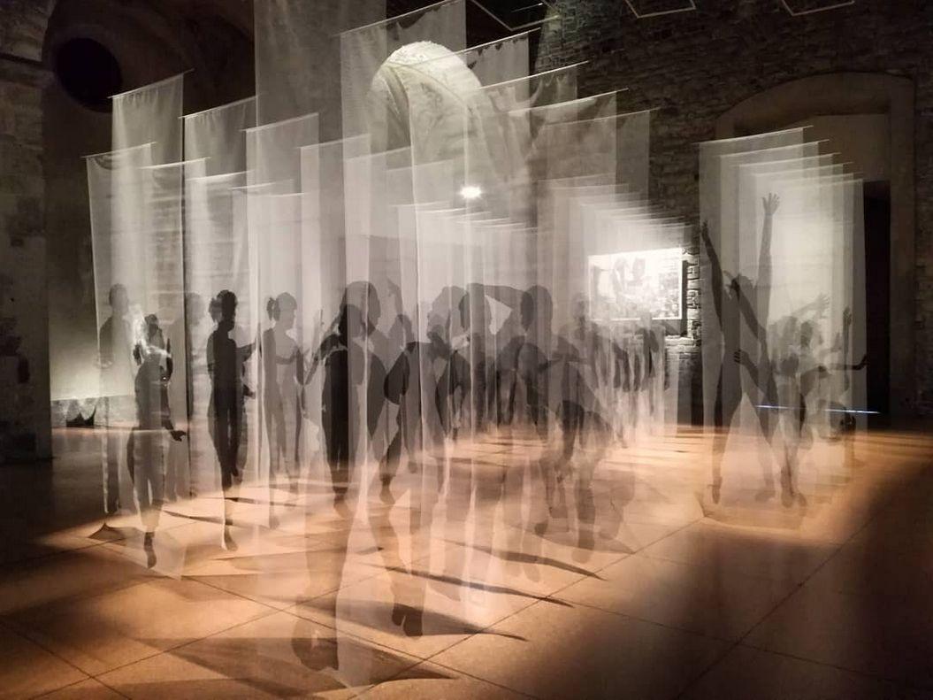 Pia Mannikko Deja Vu 2018 Installation Art Projection Installation Artistic Installation