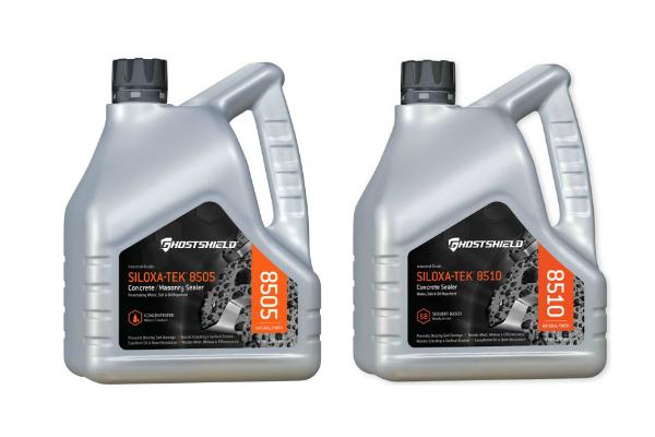 Reviewing Ghostshield 8505 And 8510 Concrete Sealers Diy Concrete Sealer Garage Flooring Options Garage Floor Coatings