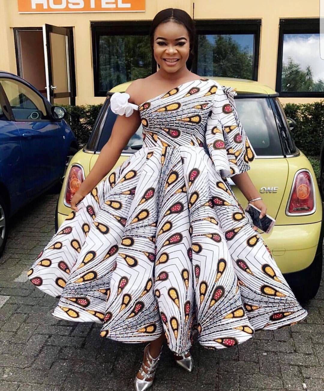 African fashion, Nigerian fashion, formal, Ankara, African ...