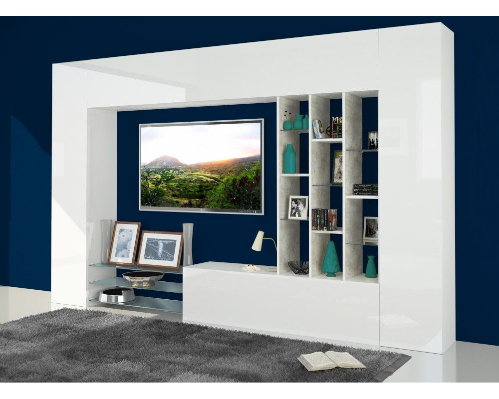 Meuble Tv Encadrement - Http Mobiliernitro Com 25672 Thickbox_atch Meuble Tv Mural [mjhdah]https://mobiliernitro.com/25753-big_default/meuble-tv-mural-design-blanc-lumineux-galiano-robuste-panneaux-particules.jpg