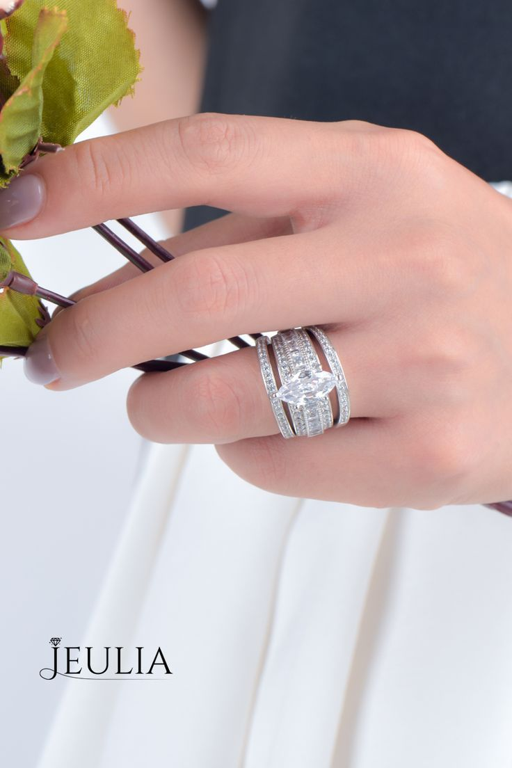 On Your Special Day, This Ring Can Make You Even Better. #Wedding ...