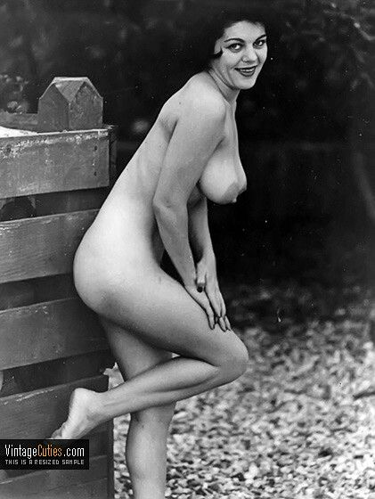 1950s style nudes