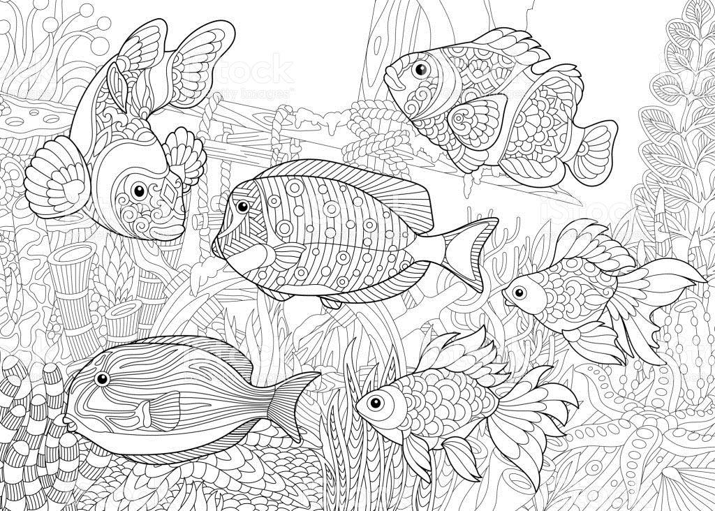 Pin Auf Painting Underwater