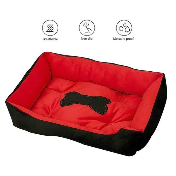 Dog Bed Soft Warming Mat Dog Bed Dog Cushions Pet Dogs
