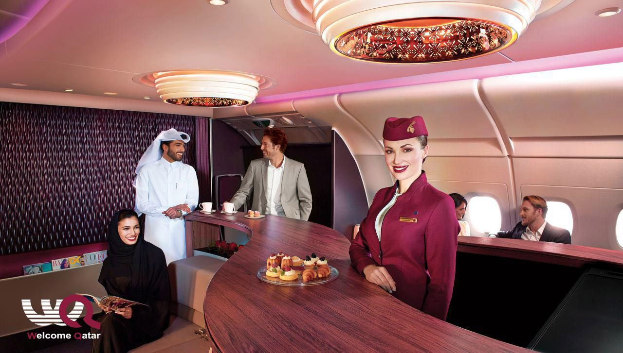 Job Middle East Airline alliance, Qatar, Airline