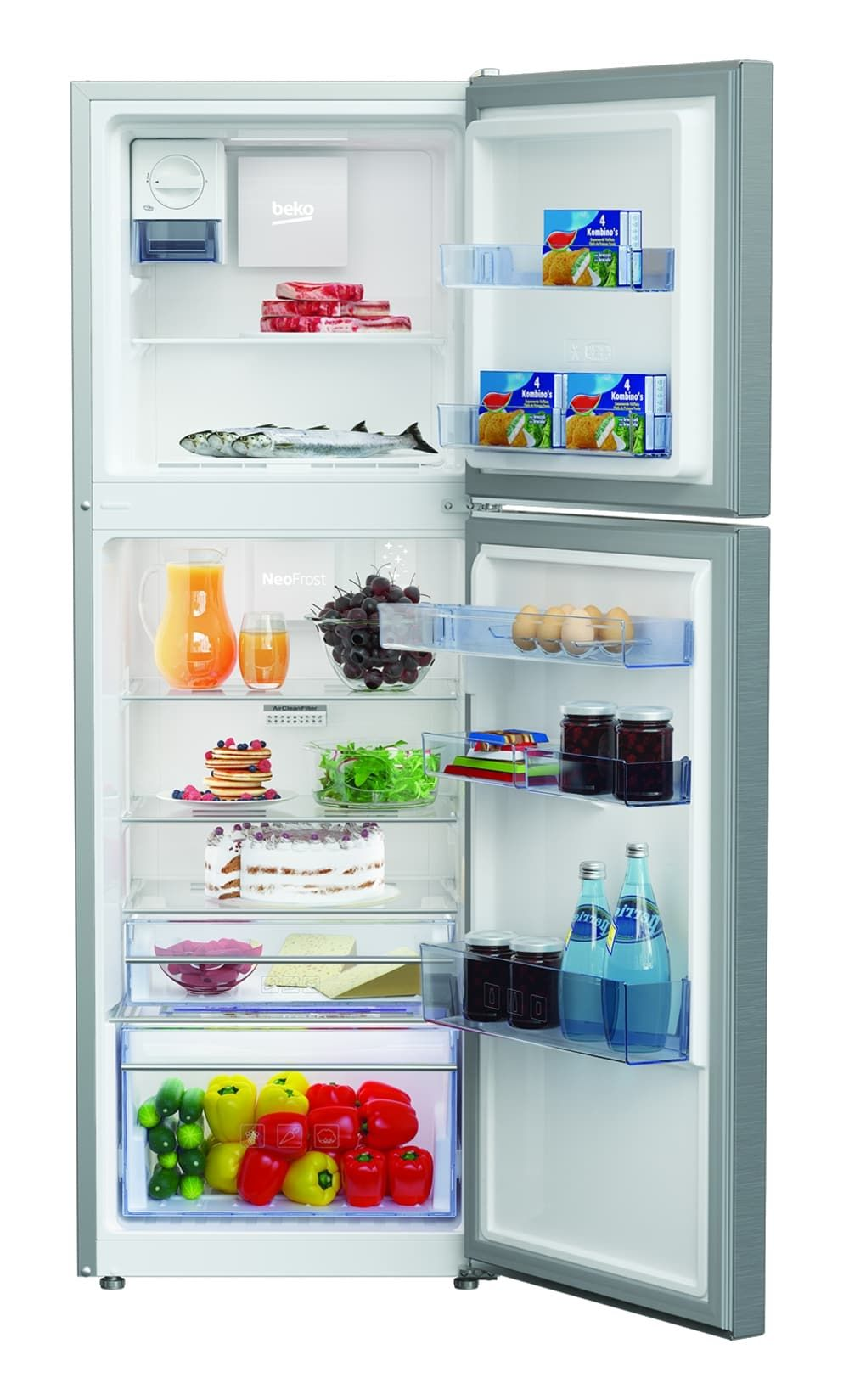 Top Mounted Refrigerators