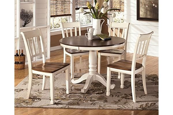 The Whitesburg Dining Table From Ashley Furniture Homestore Afhs