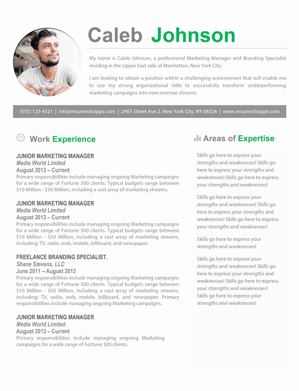 40 Free Resume Templates for Mac in 2020 Resume