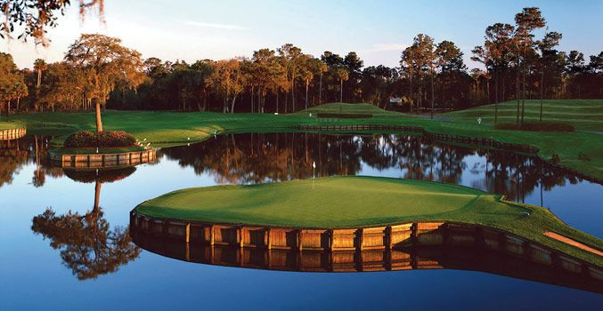 Tpc Sawgrass Players Stadium Ponte Vedra Beach Fl Golf Courses Best Golf Courses Public Golf Courses
